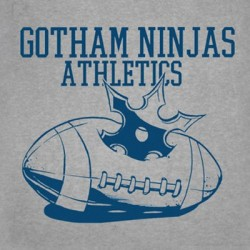 """Gotham Ninjas Athletics"" girl's Jersey shirt"