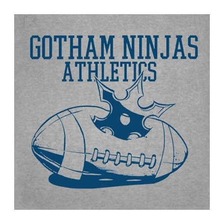 """Gotham Ninjas Athletics"" girl's Jersey shirt"