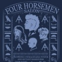 Four Horsemen Salon shirt