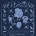 Four Horsemen Salon shirt