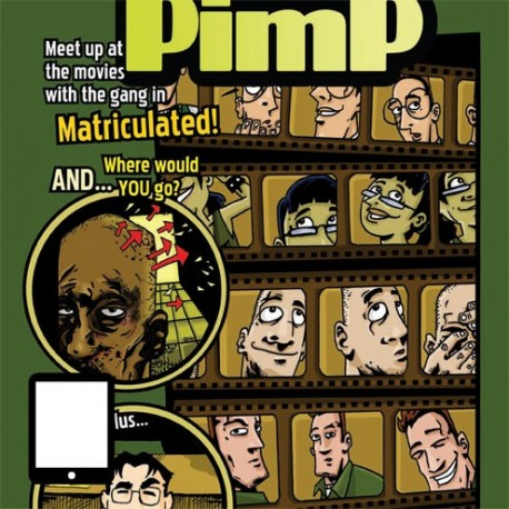 Tales From the PIMP 0 Ebook Edition